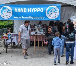 Hand Hyppo ASBL - Nos activités